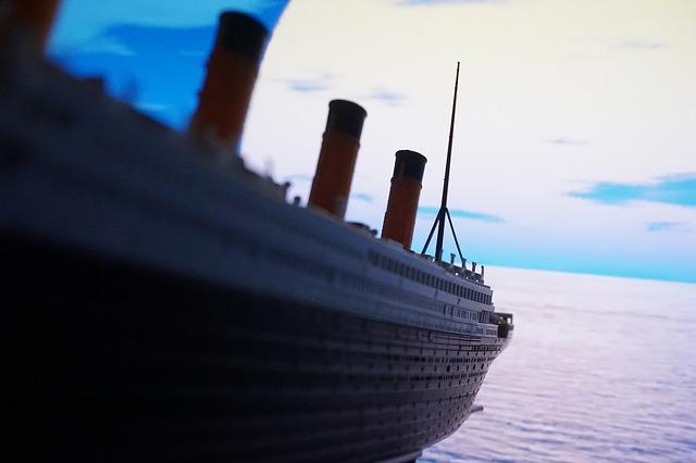 もし、あなたがタイタニック号に乗っていたら…